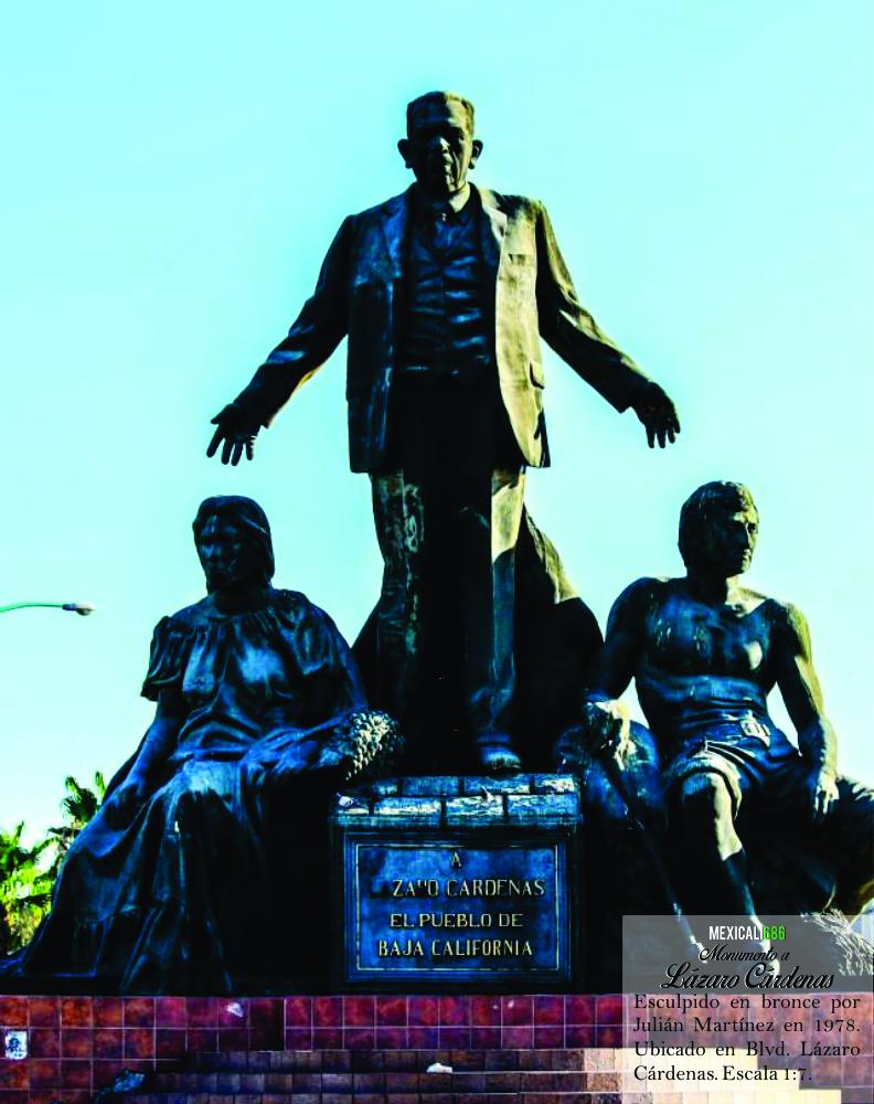 monumento lazaro cardenas
