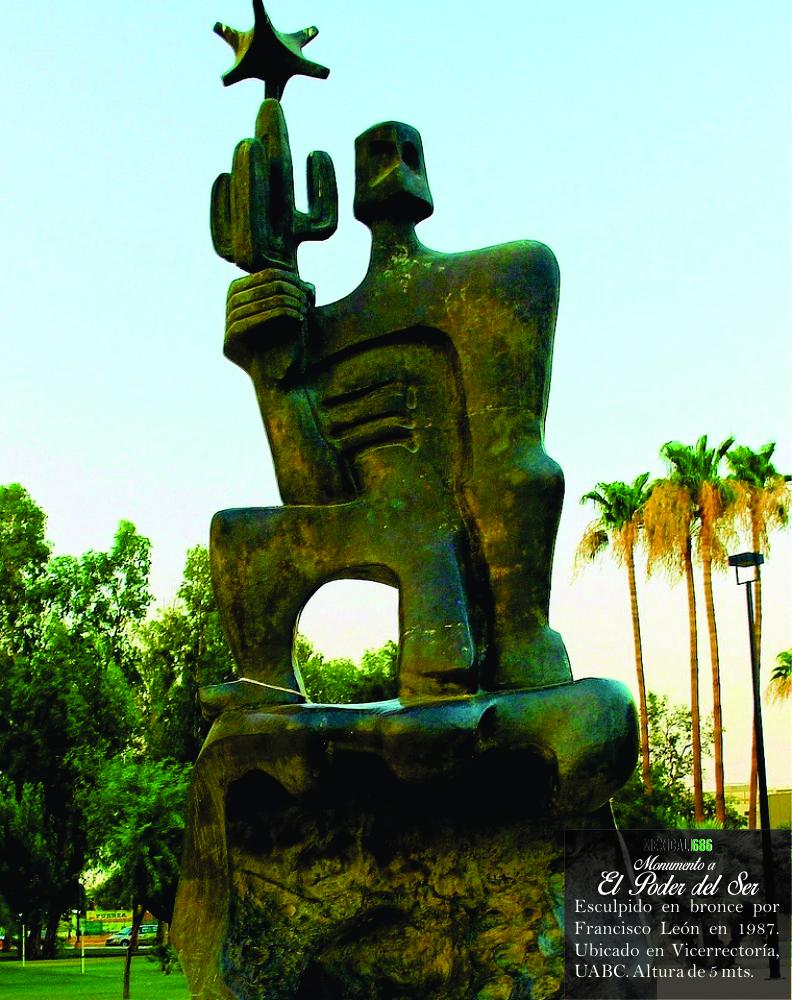 monumento el poder del ser