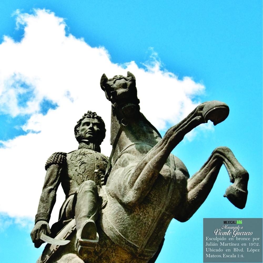 monumento vicente guerrero