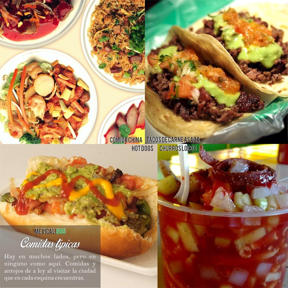 gastronomia mexicali