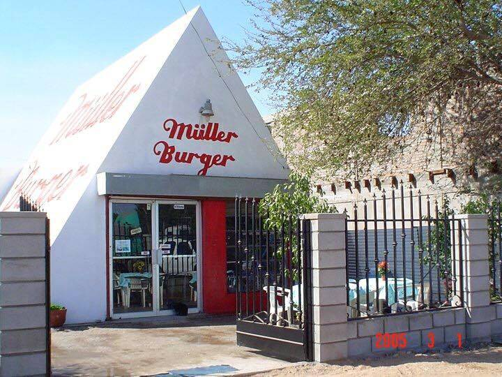 Restaurant Muller Burger Mexicali