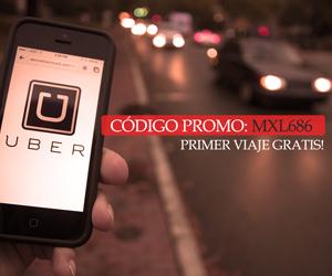 viaje gratis uber