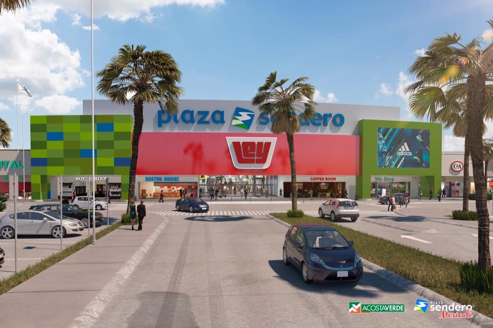 plazas mexicali
