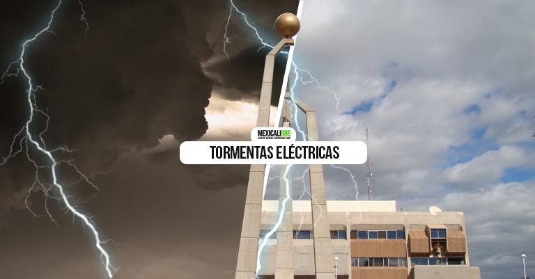 tormenta electrica mexicali